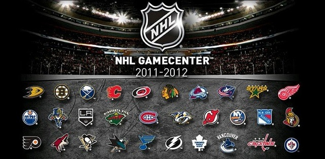 NHL Team Logos (2011-2012 Season)